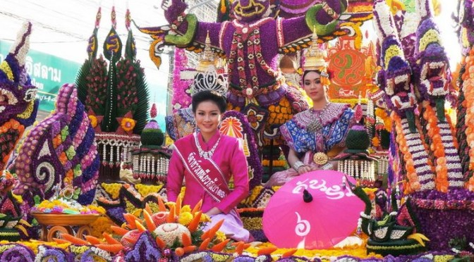 Chiang Mai Fest 2014: A celebration of the world's cultural and musical heritage