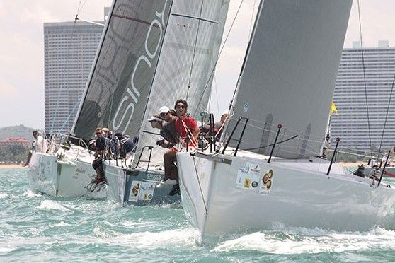 One Asian Regatta Championships to be held in Thailand for first time