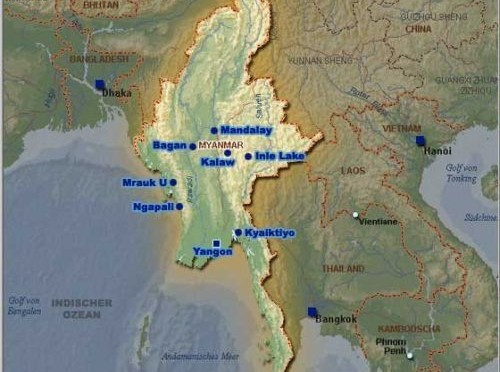 Myanmar launches trade, investment project