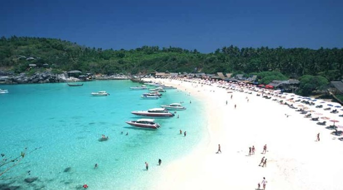 Phuket Number One destination for Chinese students
