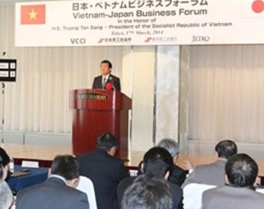 Japan biggest supplier of development assistance in Vietnam