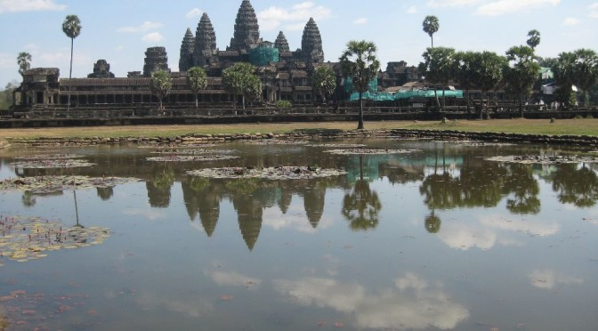 Cambodia's Angkor world heritage site favourite with Chinese tourists