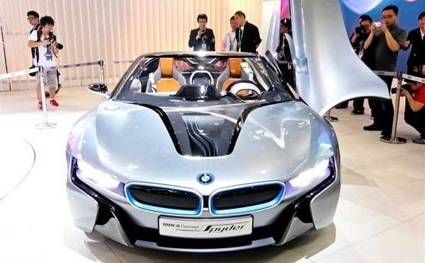 Beijing Autoshow: All Buzz about Electric Cars