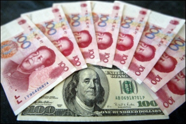 China: Yuan sets new low against USD