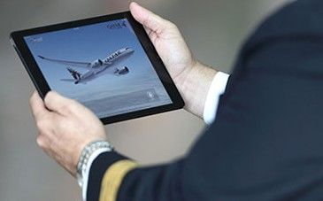 Qatar Airways Introduces Innovative Mobile Technology for Pilots