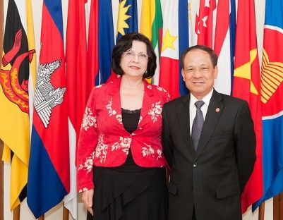 ASEAN and Romania to Strengthen Cooperation