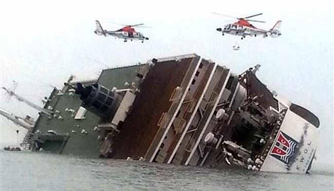 9 dead, 179 rescued, 287 still missing in ROK ferry sinking