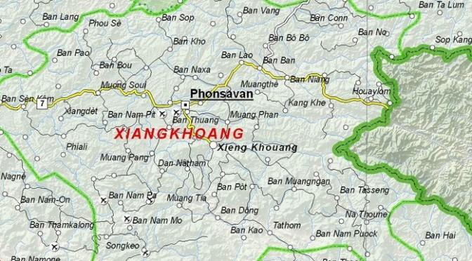 Lao air crash kills 16, one survives
