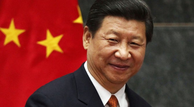 China: Xi urges Trump to ease North Korea sanctions