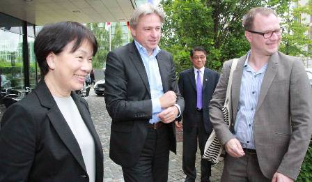 Taiwan: Cultural Ministry boost ties with Berlin Literary House