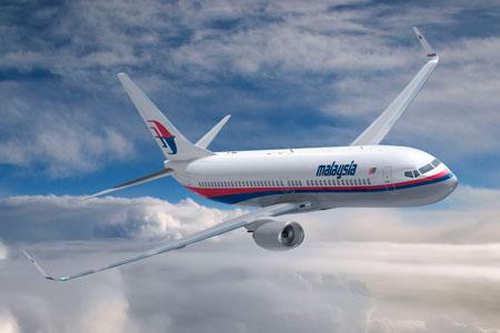 Malaysian passenger plane crashed in Ukraine near Russian border