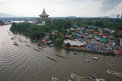 Traditional Sarawak Regatta starts September 12