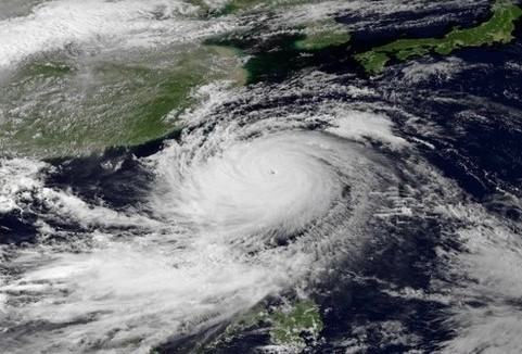 Philippines on blue alert, as typhoon Matmo approaching