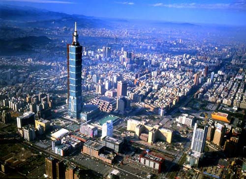 Taipei ranked world's 61st most expensive city