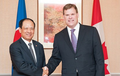 Canada will open ASEAN mission in Jakarta in 2015