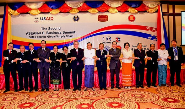 ASEAN Business Summit: Small Growth in the Region