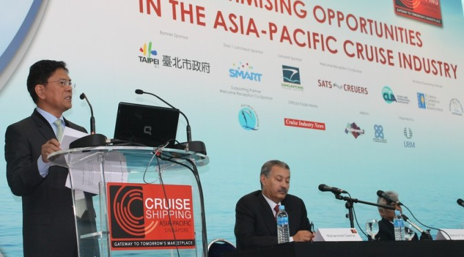 Asia-Pacific: Workshop to promote Cruise Ship market