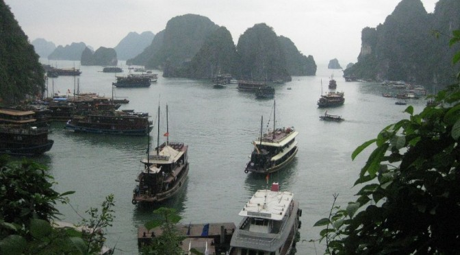 Only 6 percent of foreign visitors return to Vietnam