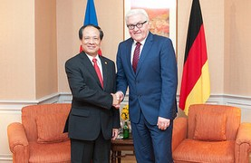 Germany to Further Deepen Cooperation with ASEAN