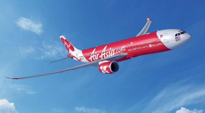 Malaysia: AirAsia logs record loss in first-quarter