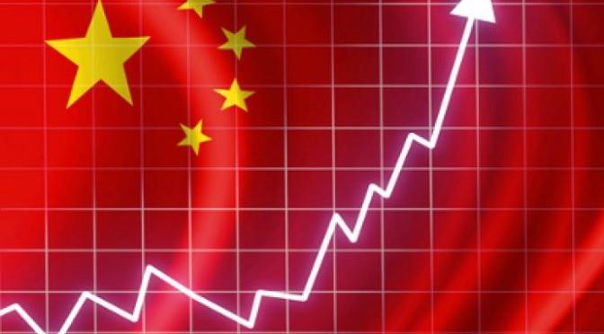 Retail sales in China still grew 8.1 percent