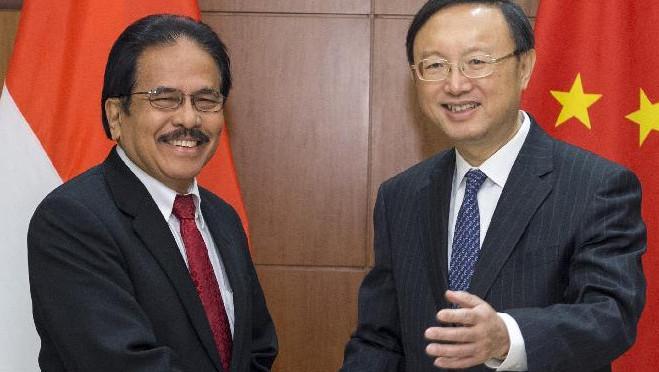 China, Indonesia discuss economic cooperation