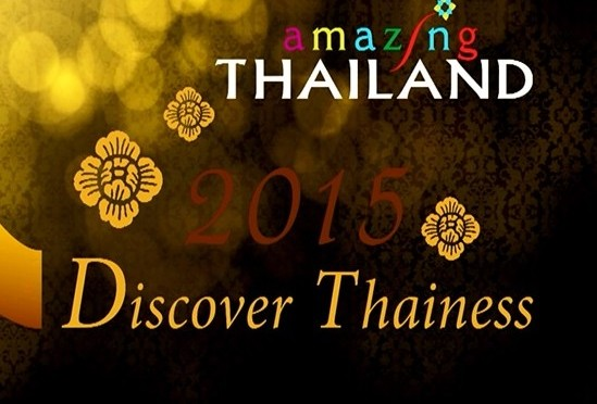 'Discover Thainess' at ATF 2015 in Myanmar