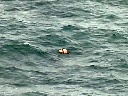 Air Asia Flight QZ8501: Remains of one passenger identified
