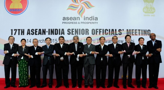 ASEAN and India Reaffirm Strategic Partnership