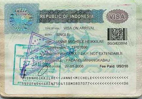 Indonesia waives visas for 30 countries