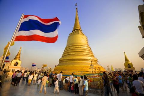Thailand visitor arrivals surge 25 percent