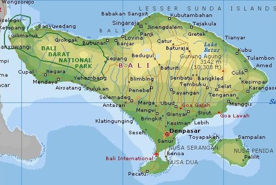 Bali: Coronavirus hideout for many foreigners