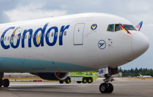 Condor Airlines offers direct flights to Malaysia