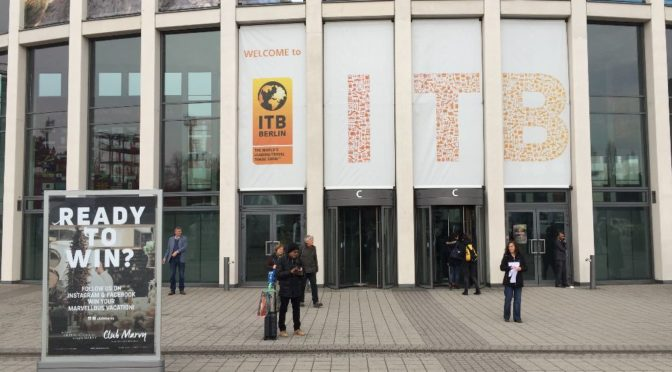 ITB 2018: Travel Business is Booming