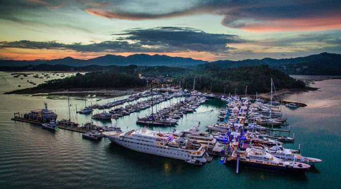Thailand:  Asia's premier yachting hotspot