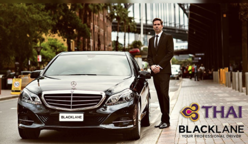 Thai Airways: Blacklane preferred airport partner