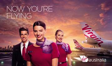 Virgin Australia launches in-flight cycling studio