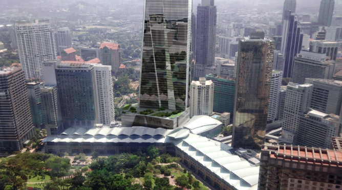 Kuala Lumpur Convention Centre expands