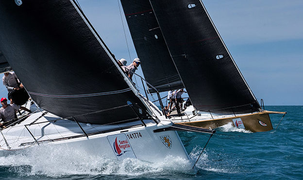 Thailand: Season finale at Samui Regatta