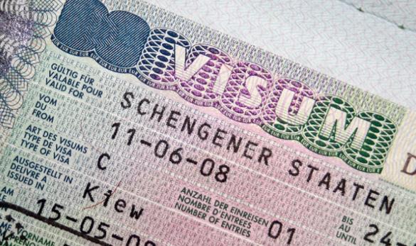 2017 : France most popular Schengen country