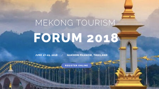 Mekong Tourism Forum 2018 in Thailand