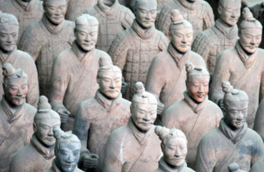 Terra-Cotta Warriors drive tourism of Shaanxi