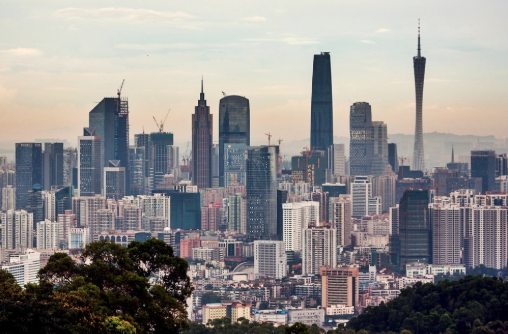 Guangzhou :  New global aviation hub in China
