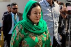 Malaysia : Ex-PM Najib Razak's wife questioned
