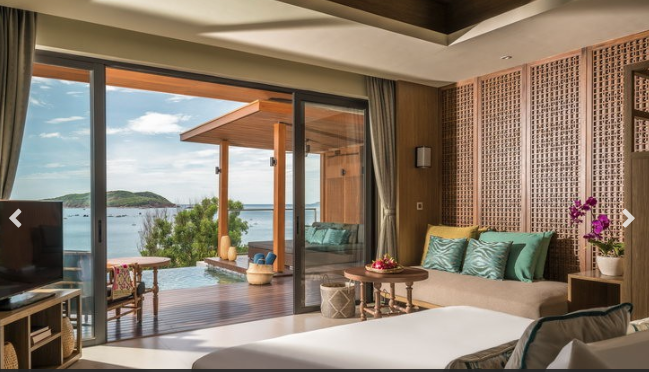 Luxury travel in Vietnam : Quy Nhon Villas