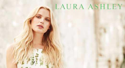 Laura Ashley to Close UK Stores, Focus on China