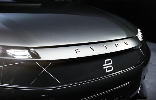 IAA 2019: First presentation of BYTON M-Byte