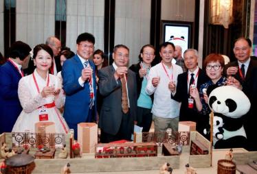 Panda Asian Food Festival kicks off in Chengdu