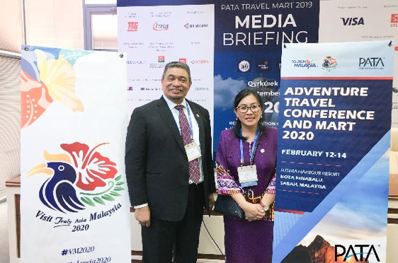 Malaysia to host PATA Adventure Travel Conference