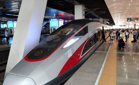 Timetable set for high-speed rail-connected cities